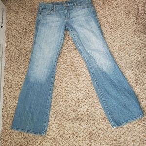 7 Seven for All Mankind A pocket jeans